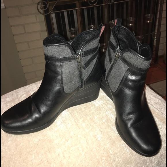 0e84aa78b96 UGG Emalie Waterproof Wedge Ankle Boot Bootie
